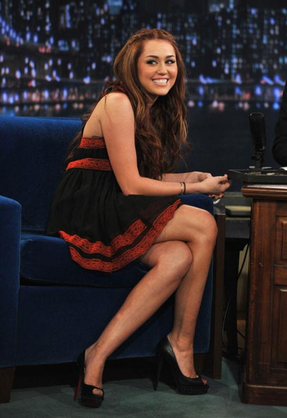Miley Cyrus Pumps