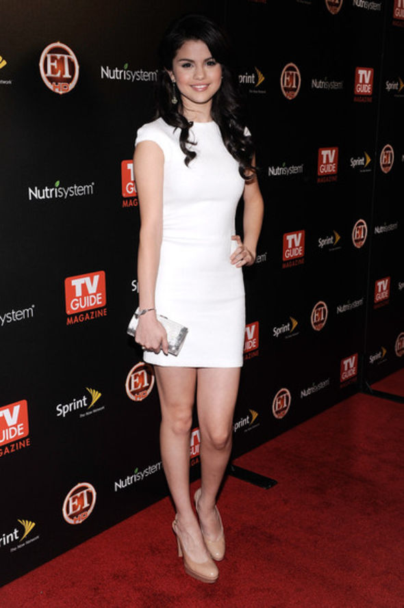 Selena Gomez Pumps