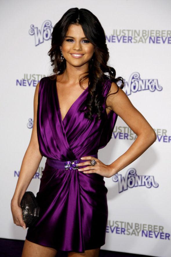 Selena Gomez Cocktail Ring