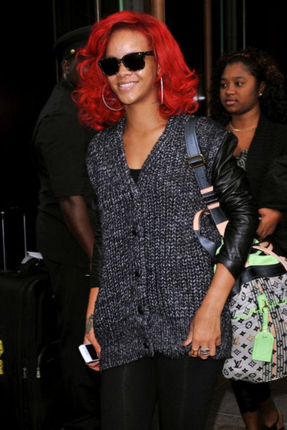 Rihanna Wayfarer Sunglasses