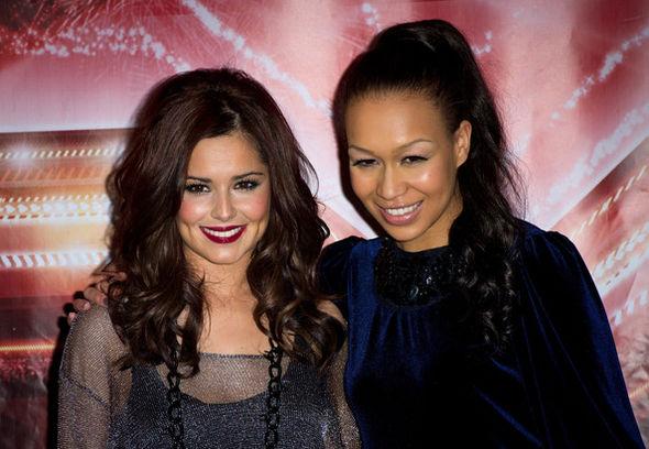 Cheryl Cole Medium Curls