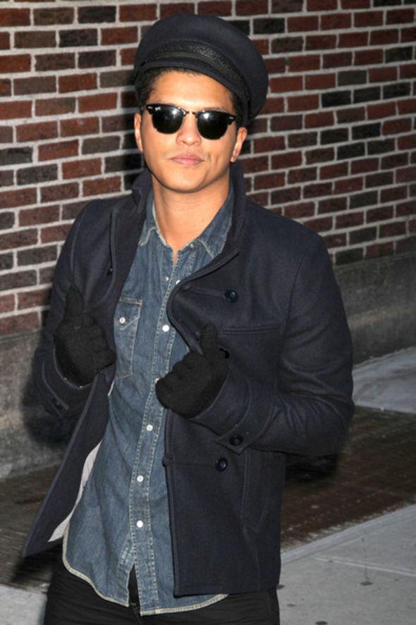 Bruno Mars ochelari de soare