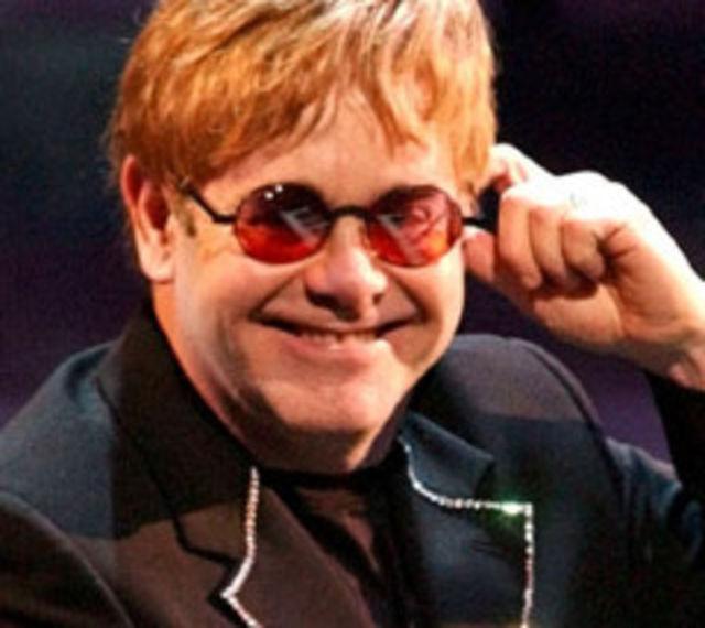 Concert Elton John in Romania