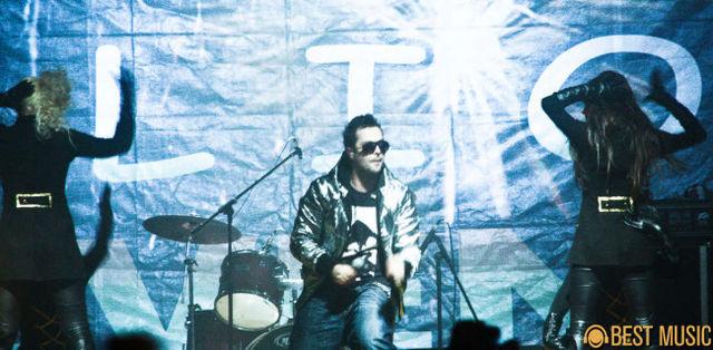 Fly Project, Concert Revelion Suceava, 31 decembrie 2009