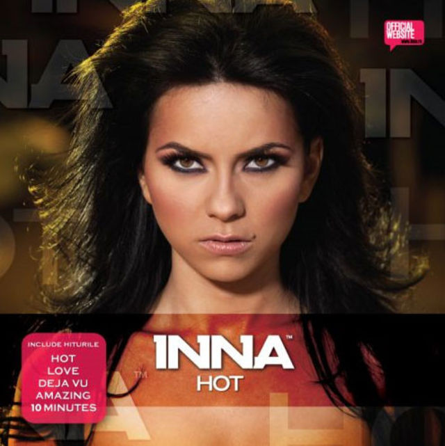 Inna, coperta HOT