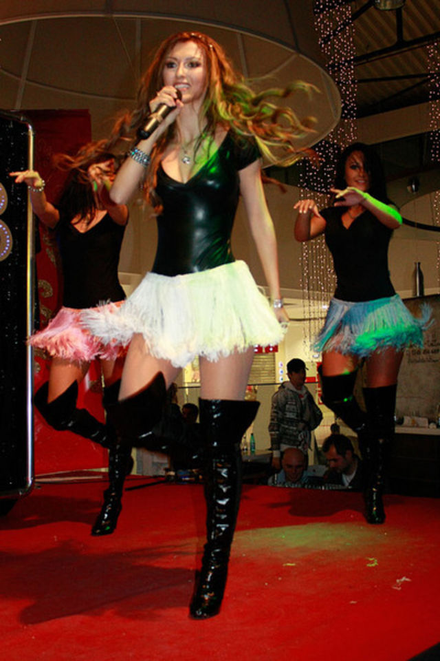 Costume spectacole Andreea Balan