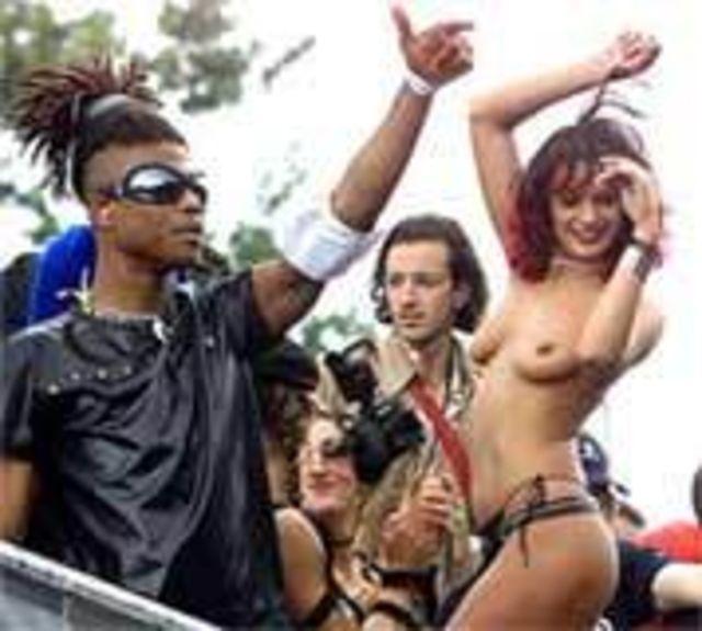 Loveparade 2006 - dragoste si dans la zeci de mii de wati