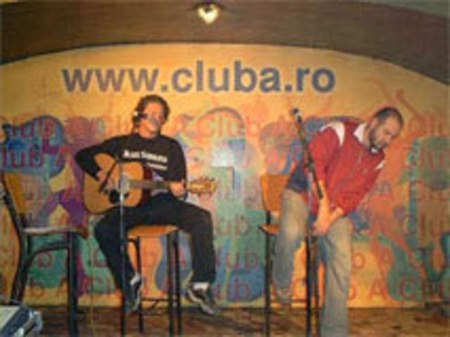 Festival de muzica folk in Club A