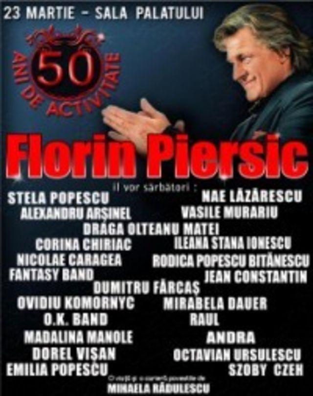 Florin Piersic, spectacolul vietii `Hoinarind printre amintiri`