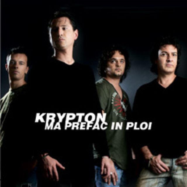Krypton lanseaza noul album Ma prefac in ploi pe 26 iulie