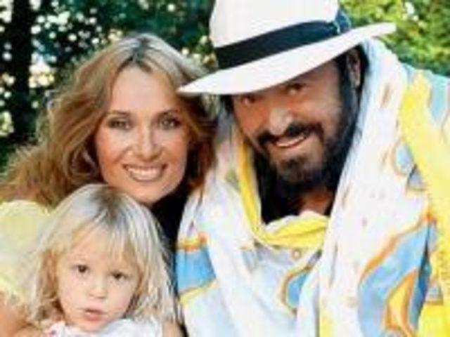 Averea lui Pavarotti, impartita copiilor si nu sotiei