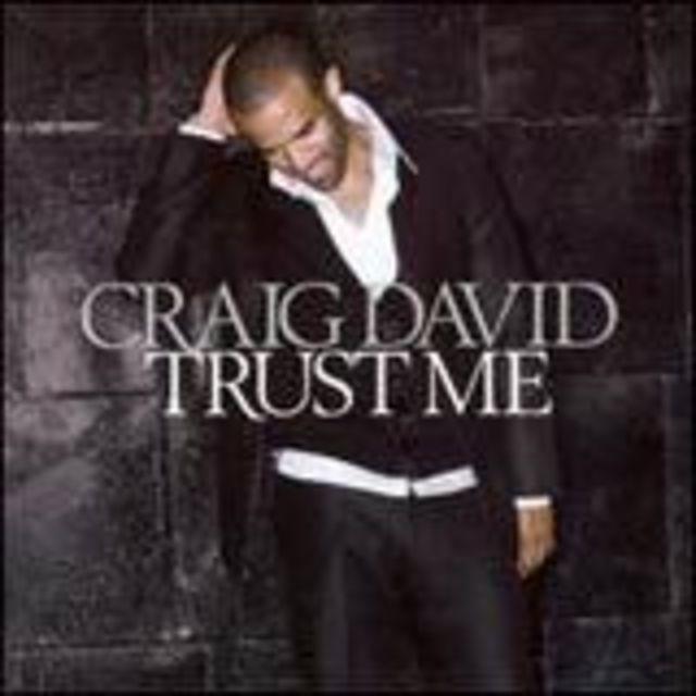 `Trust me`, noul album Craig David, se gaseste si in Romania