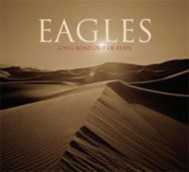 Eagles - Long Road Out Of Eden - triplu disc de platina in State si aur in Romania