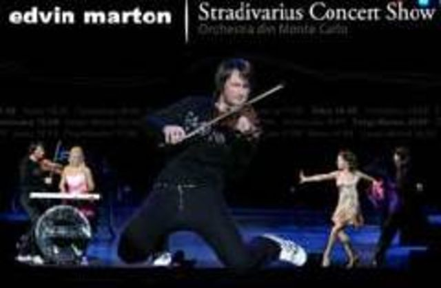 Violonistul Edvin Marton va sustine un concert la Timisoara