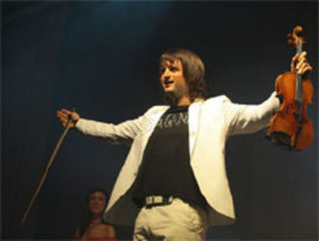 Turneul Edvin Marton in Romania a fost anulat