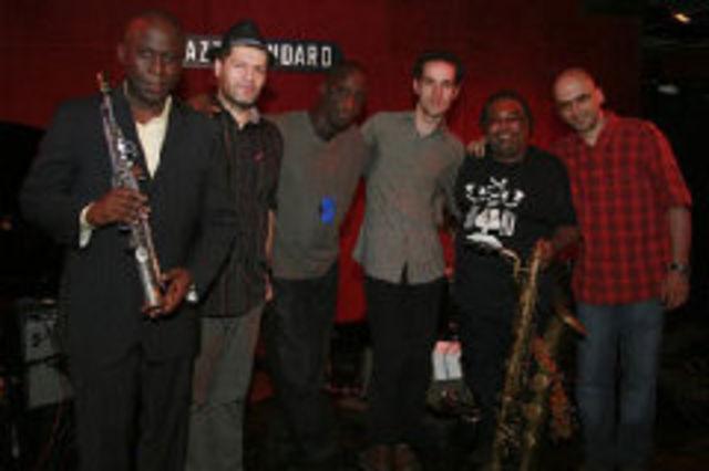 Concert Sam Newsome si Lucian Ban Ensemble
