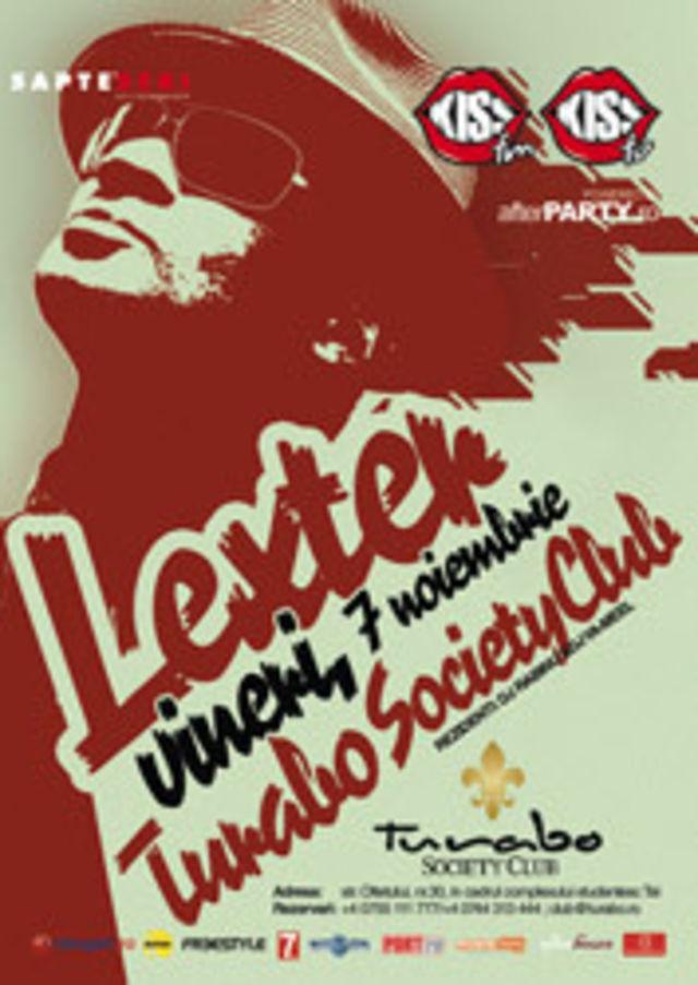 Concert Lexter la Turabo Society Club