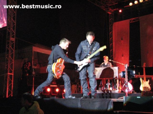 Bryan Adams, zilele Bucurestiului, 20-21 septembrie 2008