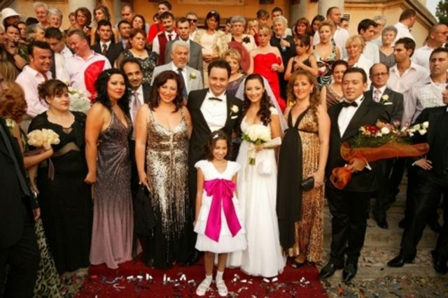 nunta Andra si Catalin Maruta