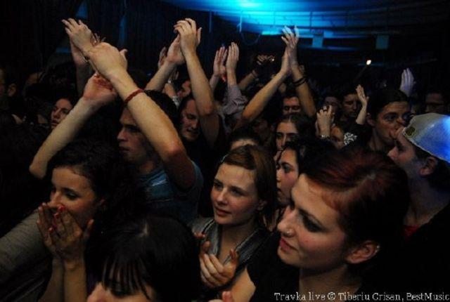 travka live @ fabrica, bucurest, 26 oct 2007