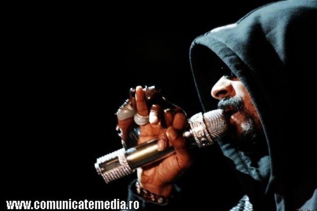 Concert Snoop Dogg la Bucuresti