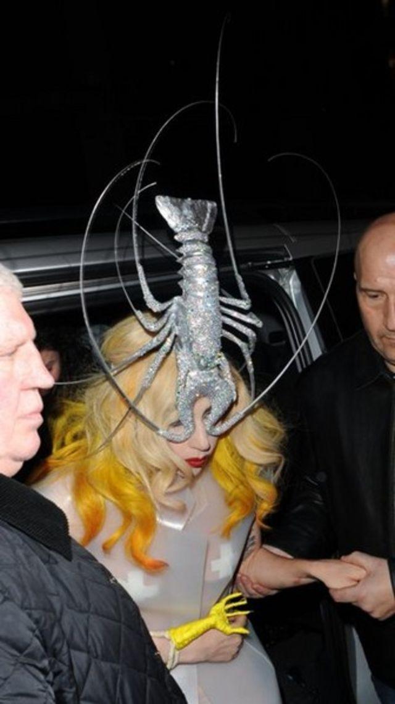 Lady GaGa la Londra