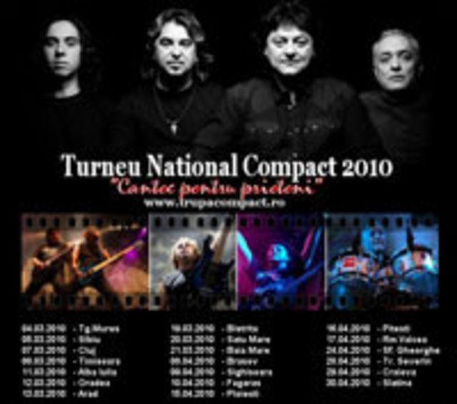 Turneu national Compact 2010 - Cantec pentru prieteni