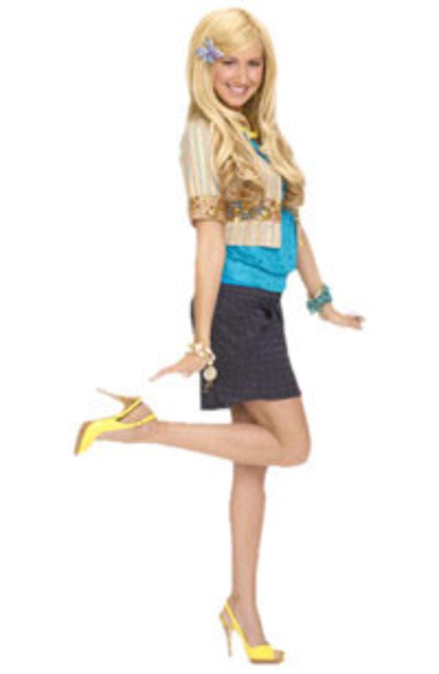 Ashley Tisdale porneste in `Sharpay`s Fabulous Adventure`
