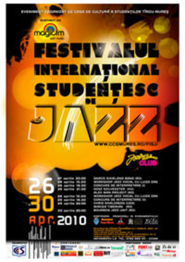 Festival International Studentesc de Jazz la Targu Mures