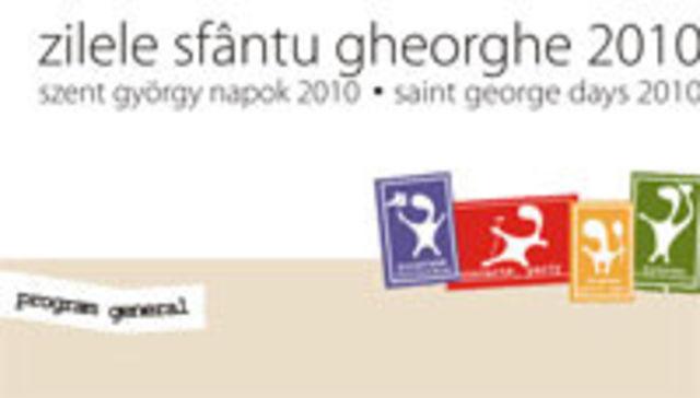 Programul Zilelor Sfantu Gheorghe 2010