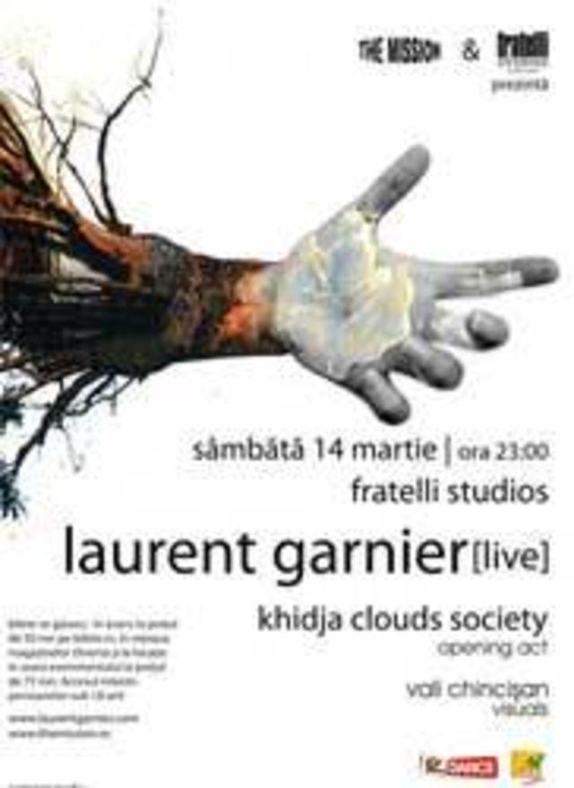 Laurent Garnier: s-au pus in vanzare biletele