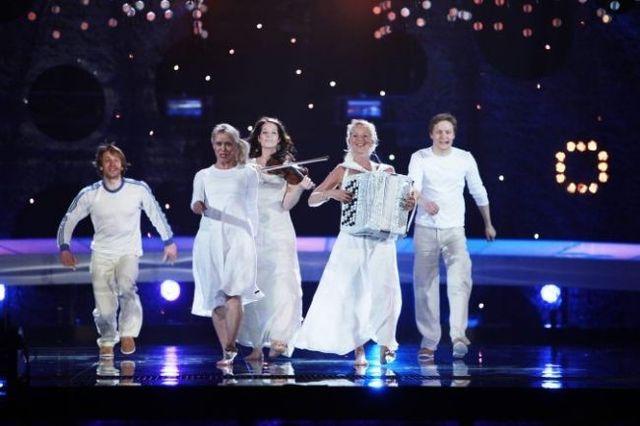Eurovision 2010 Finlanda la repetitii