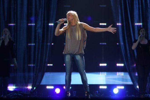 Eurovision 2010 Letonia la repetitii
