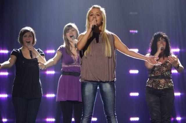 Letonia la Eurovision 2010