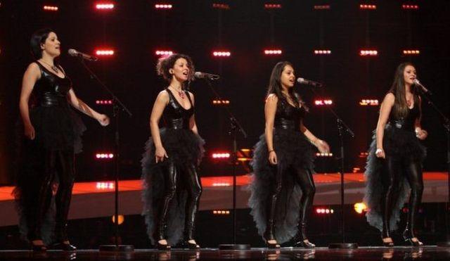 Paula Seling si Ovi poze Eurovision 2010