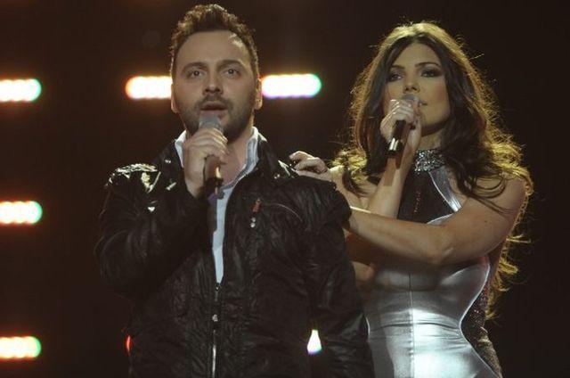 Eurovision 2010 Romania a doua repetitie