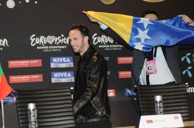 Poze Eurovision 2010 - Bosnia si Hertegovina