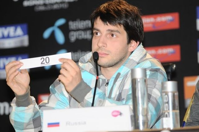 Poze Eurovision 2010 - Rusia