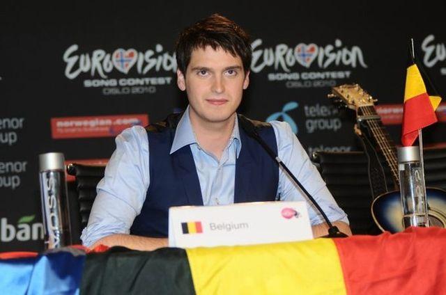 Poze Eurovision 2010 - Belgia