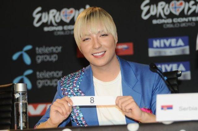 Poze Eurovision 2010 - Serbia