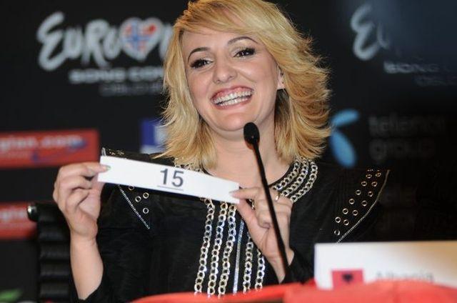 Poze Eurovision 2010 - Albania