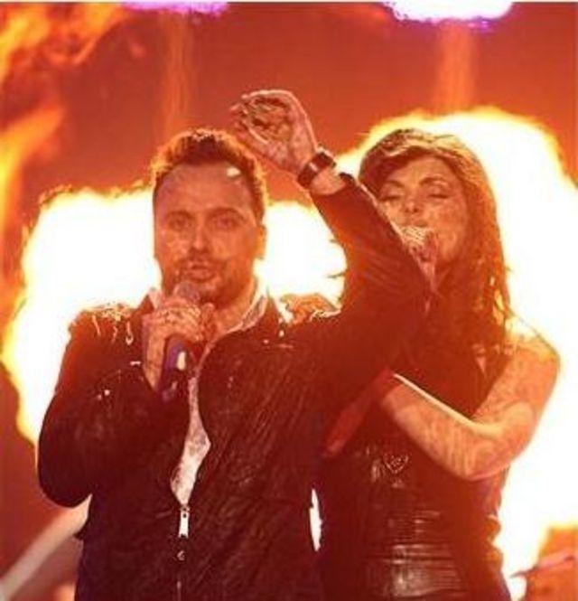 Ovi si Paula Seling Eurovision
