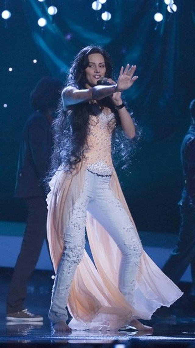 Eva Rivas Armenia Eurovision 2010