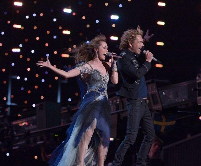 Danemarca la Eurovision 2010