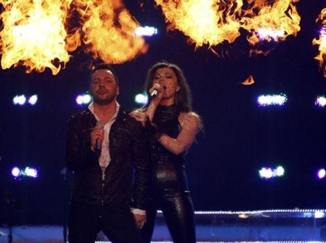 Romania Eurovision 2010 finala