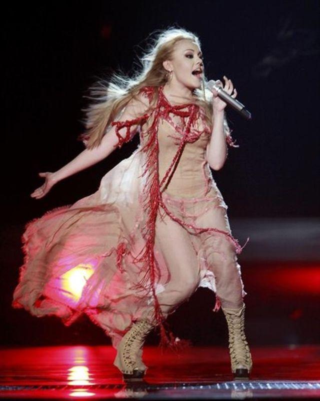 Ucraina Eurovision 2010 finala