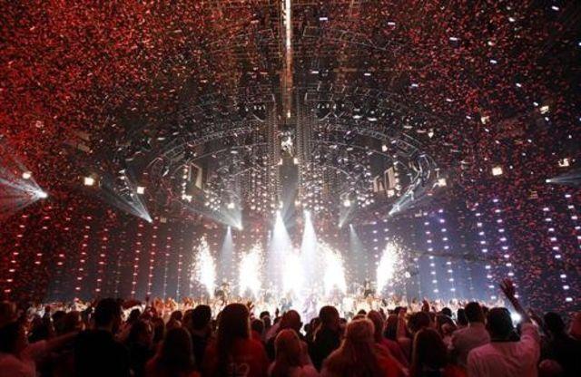 Poze Eurovision 2010 finala