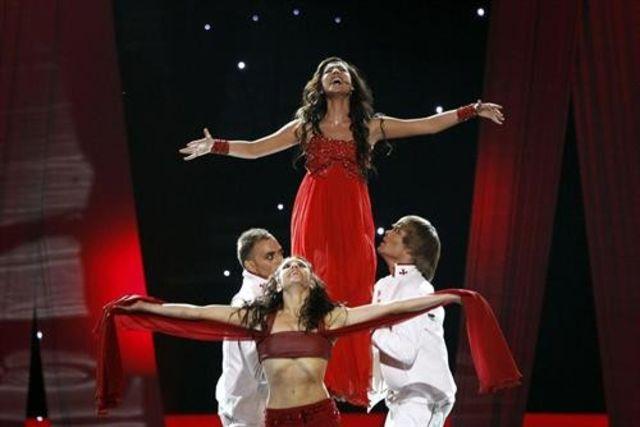 Georgia finala Eurovision 2010