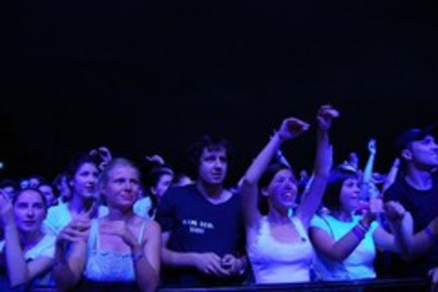 Eros Ramazzotti - concert spectaculos la Bucuresti