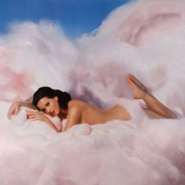 Katy Perry, goala pe coperta noului album Teenage Dream